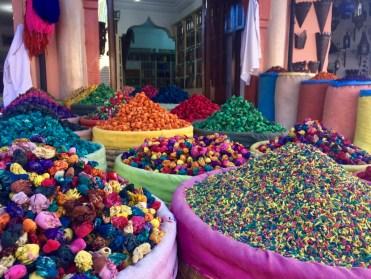 Le spezie marocchine