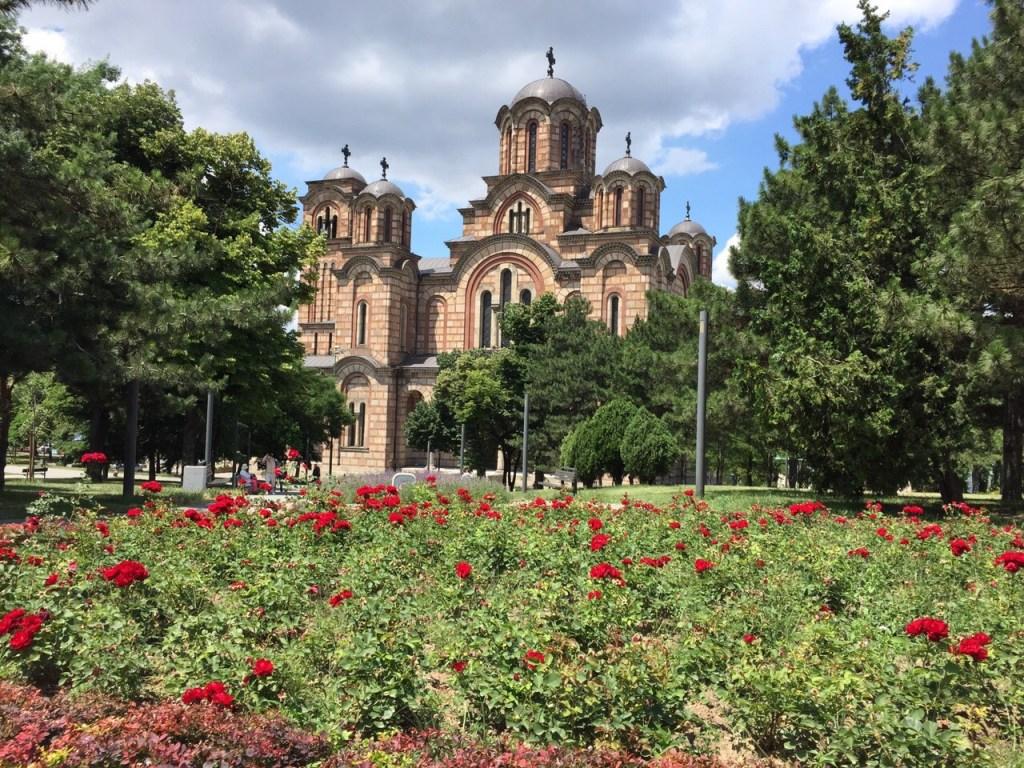 Chiesa di San Marco, Belgrado, Serbia