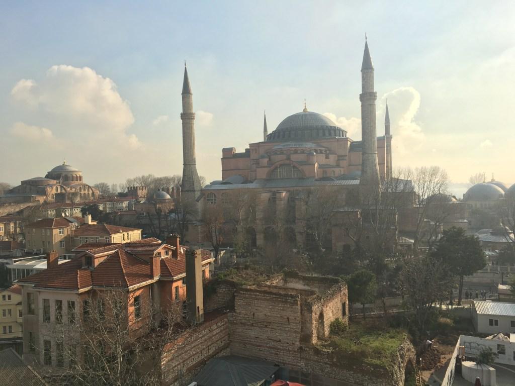 Moschea di Santa Sofia, Istanbul