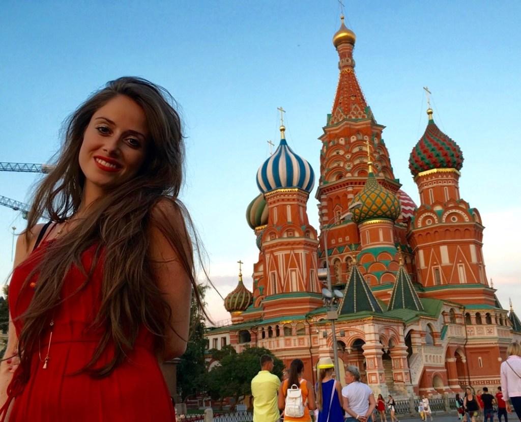 San Basilio, Mosca, Russia