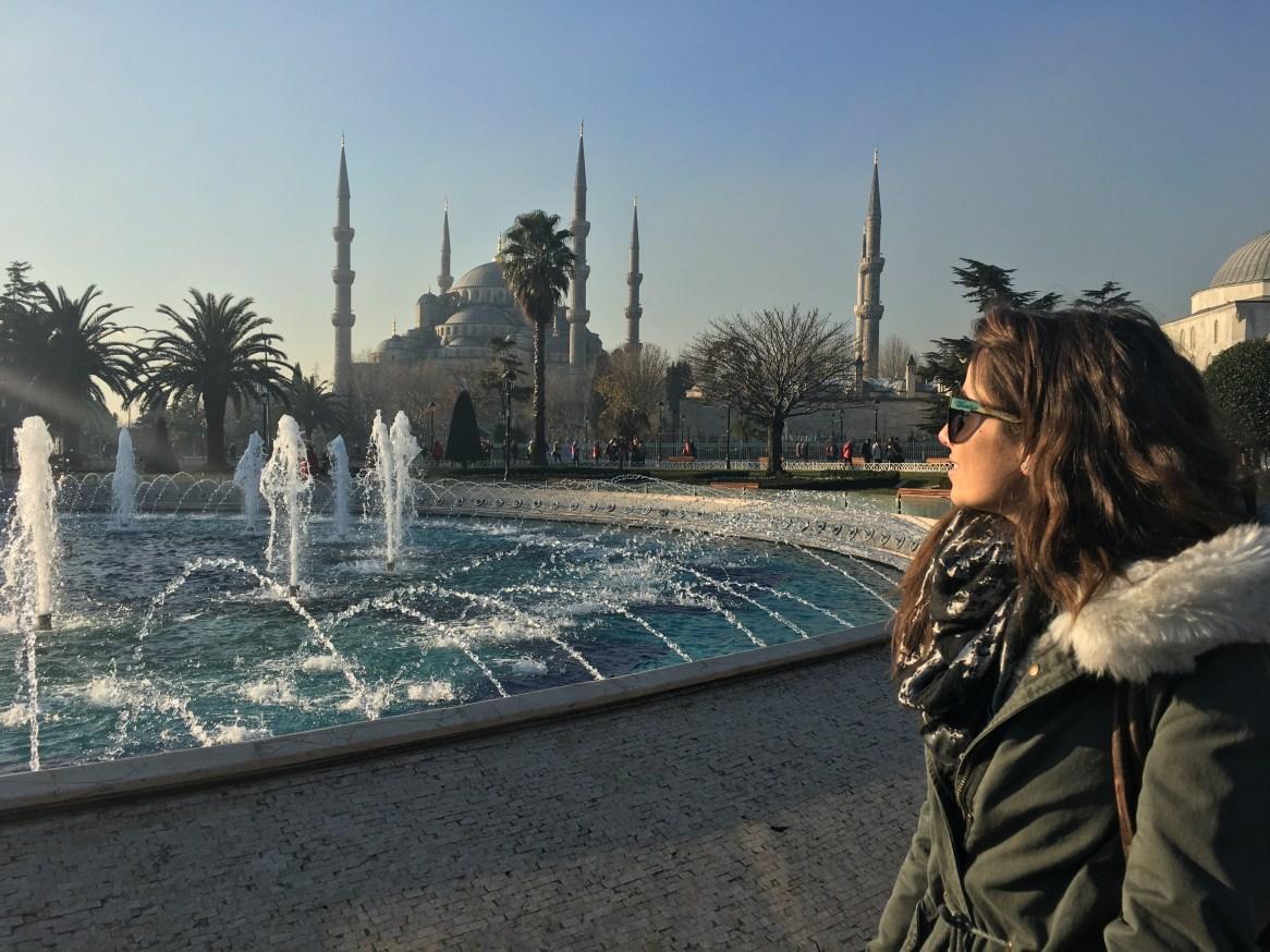 Istanbul, piazza Sultanahmet