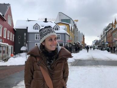 Tromsø, il centro cittadino