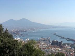 Napoli & il Vesuvio