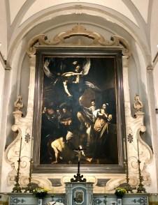 Caravaggio, Le sette opere di misericordia