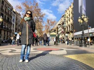 Barcelona, Las Ramblas