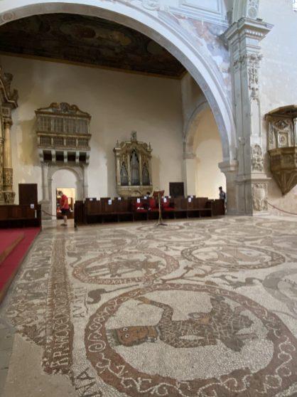Otranto, interno della cattedrale