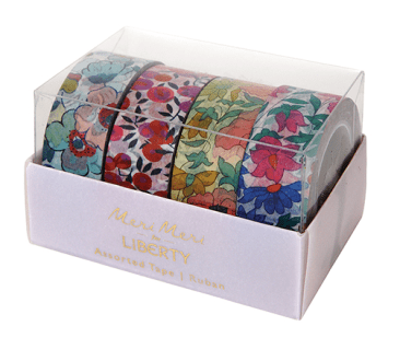 4. Meri Meri Liberty Print Washi Tape (£5.25)