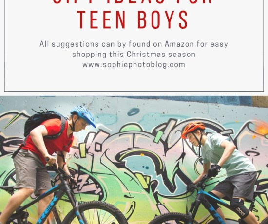 30 awesome gift ideas for teen boys