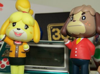 Animal Crossing Amiibos, so much detail is put into these, they must take hours to make.