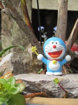 Doraemon By Tree