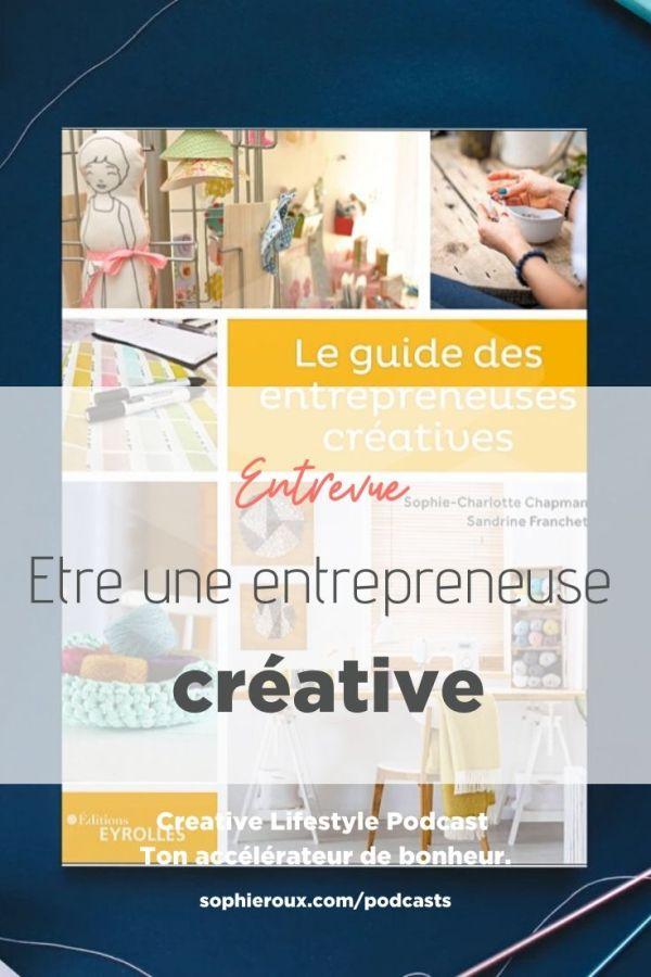 entrepreneuse créative