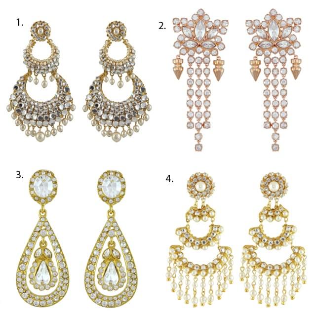 Chandelier-Earrings-Red Carpet