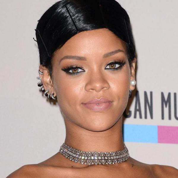 Rihanna Asymmetrical Earrings