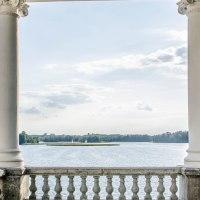 Romantic palace in Trakai