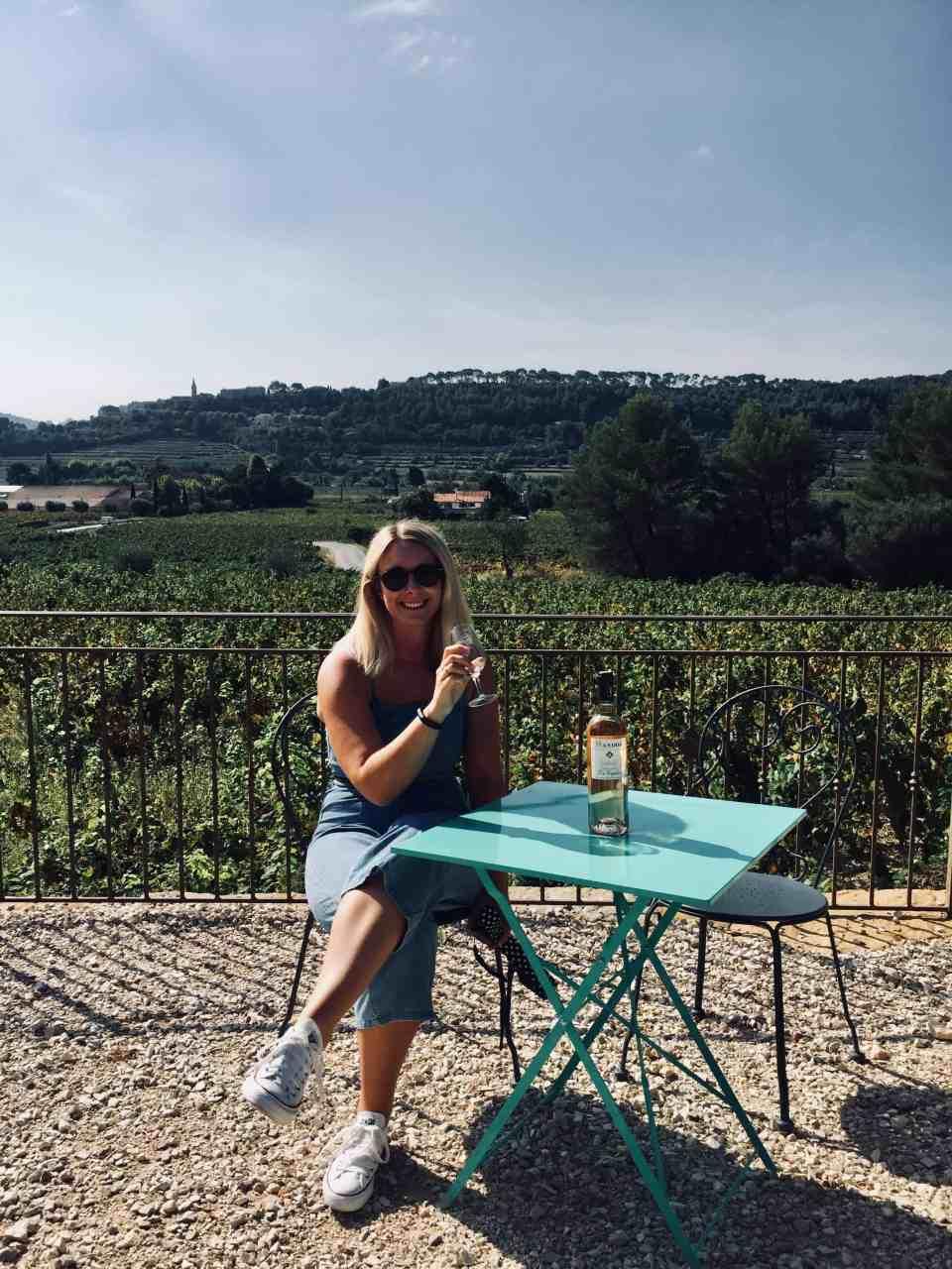 France Provence vineyard tours