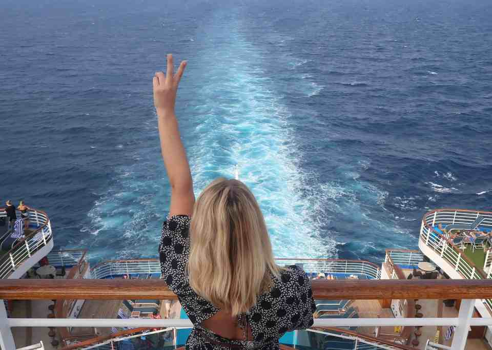 Crown Princess Princess Cruise Mediterranean Cruise Itinerary