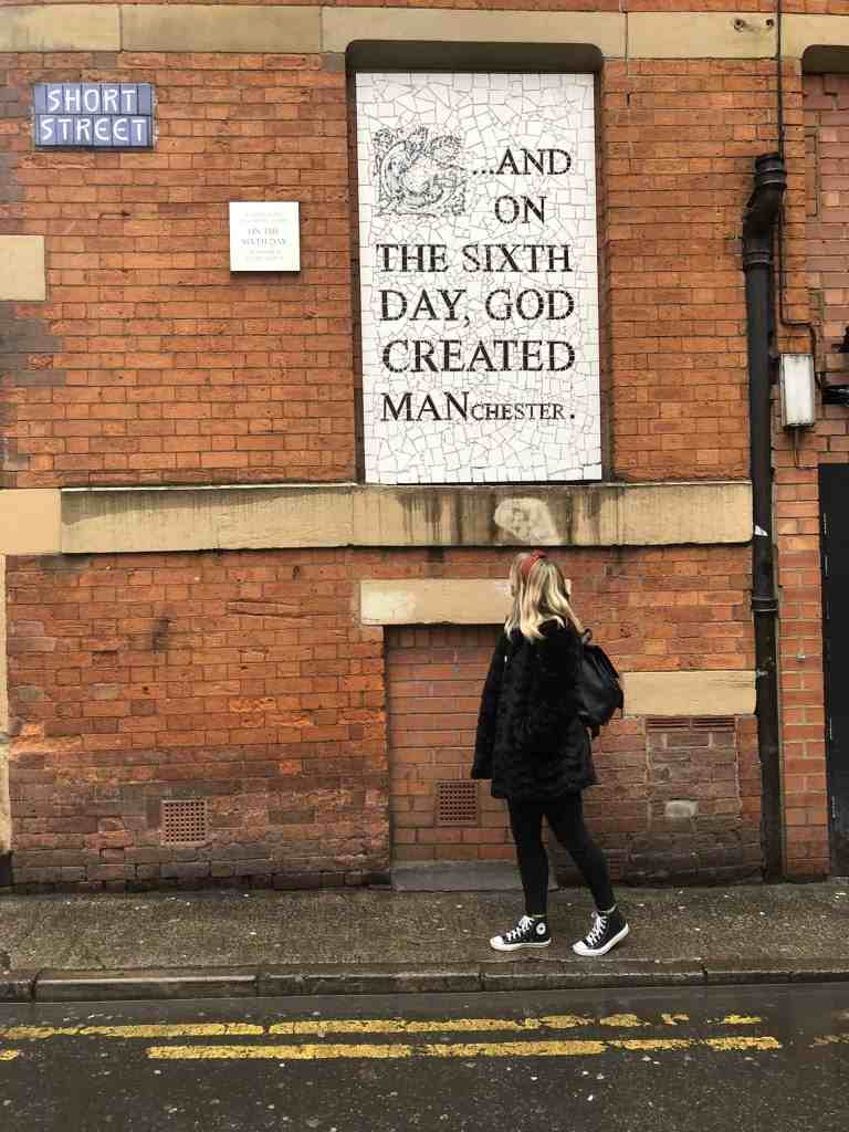 Weekend in Manchester