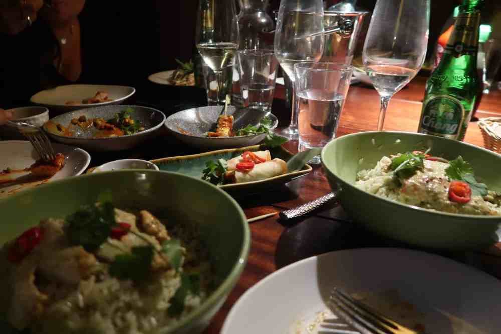 Feast On London - Busaba Thai Covent Garden