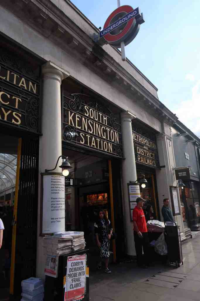 Things to do in Kensington