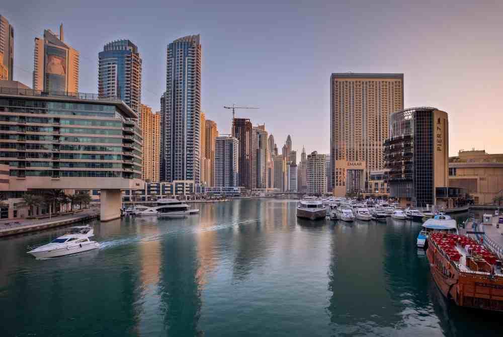 3 days in Dubai Itinerary