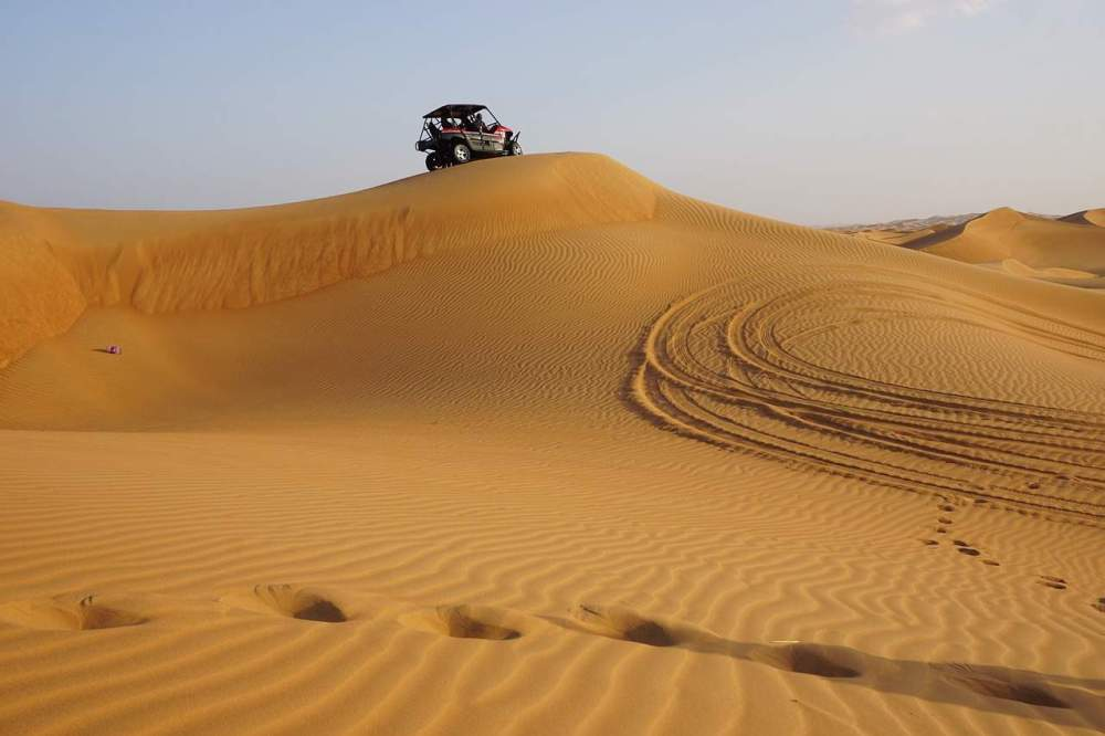 3 days in Dubai Desert