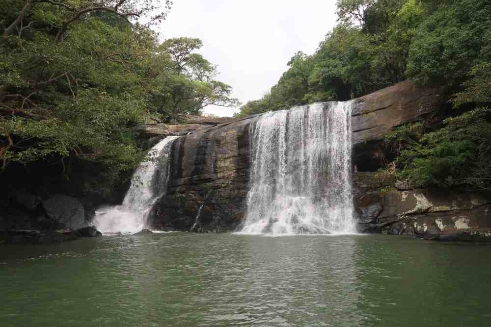 Riverston waterfall