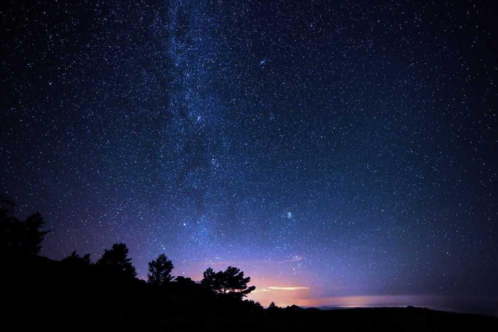 sedona stargazing