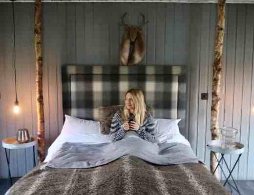 cosy log cabins uk