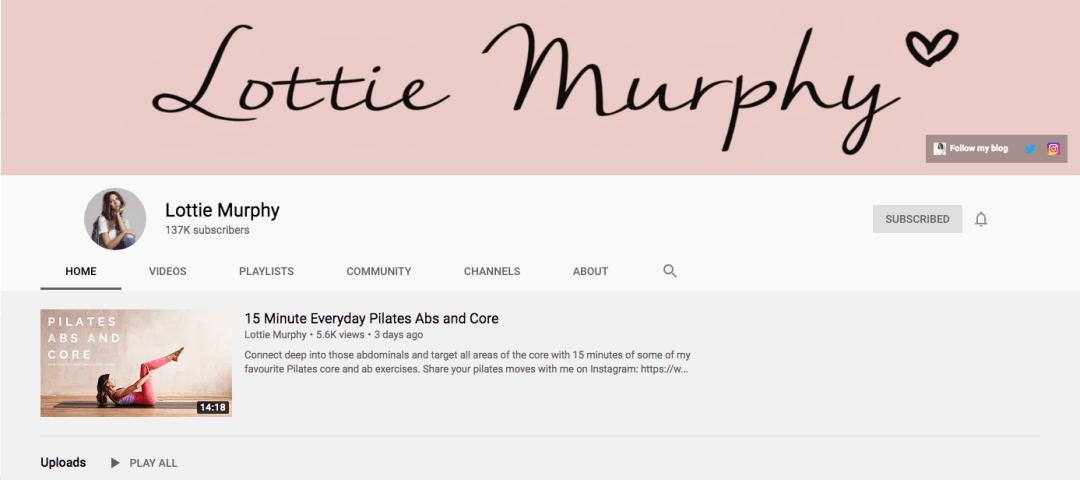 lottie murphy