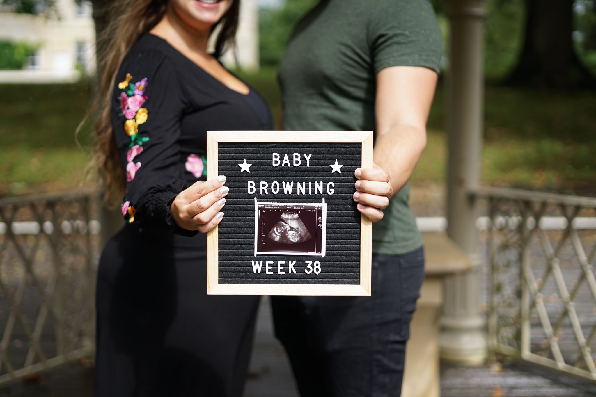 Baby on the way board