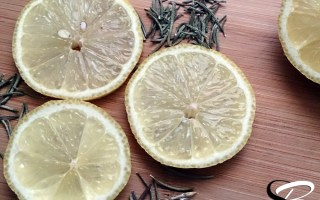 Lemon Rosemary Facial Steam Cleanse - Sophisticated Booty