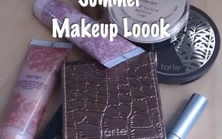 Bronze Bombshell Summer Makeup Look - Sophisticated Booty