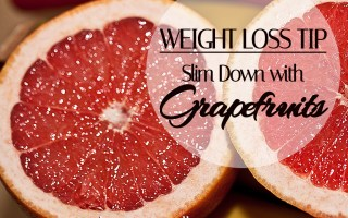 Weight Loss Tip Slim Down with Grapefruits - Sophisticated Booty