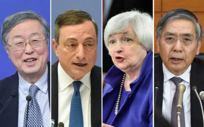 Gold Looks Better Than Ever AsInvestors Front Running Central Banks