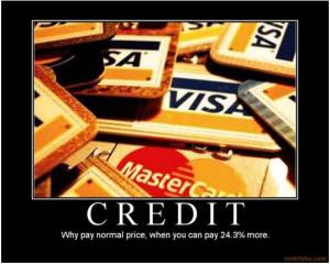 credit why pay regular price