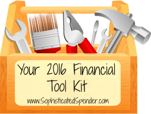 2016 financial toolkit