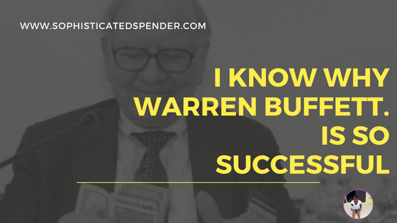 warren buffett, successful, reasons, documentary, hbo, sophisticated spender