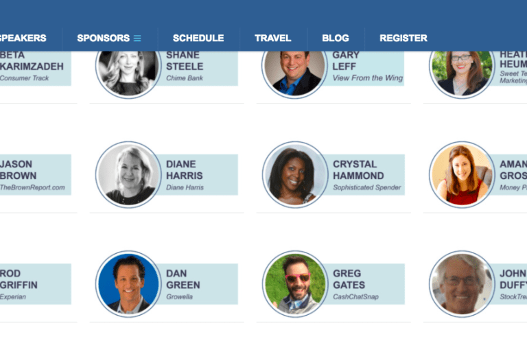 I'm Speaking At FinCon This Year!!!