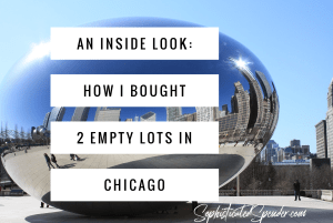 chicago, large lots, real estate, sophisticated spender