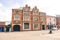 The Old Calcote Factory