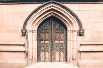 St Michael's Spire Door
