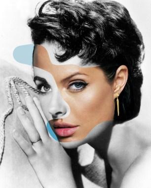 george-chamoun-iconatomy-angelina-jolie-elizabeth-taylor-celebrity-mashup.