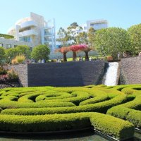 Inside: The Getty Center