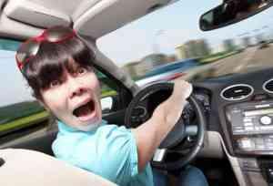 Peur de conduire en voiture - phobie