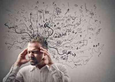 schéma pensées négatives