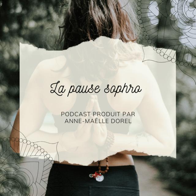 La pause sophro Podcast, épisode 1: Qu'est ce que la sophrologie? Pratique: Revenir à l'instant présent
