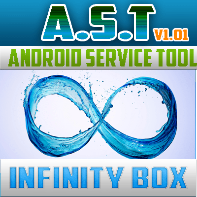 Infinity box Android Service Tool
