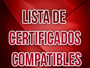 Compatibilidad De Certificado Samsung