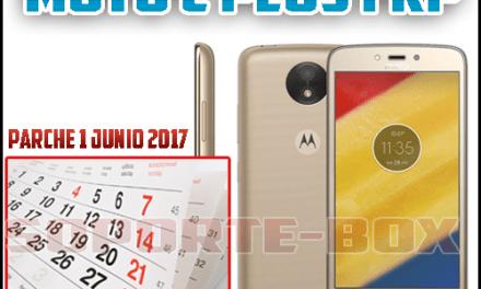 Motorola XT1726 FRP parche 1 de junio