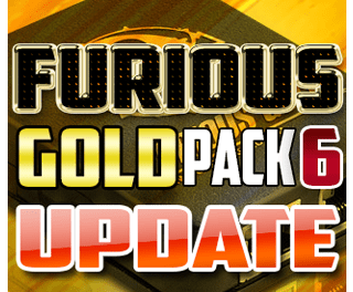 furious gold OTSMART ULTIMATE X Edition
